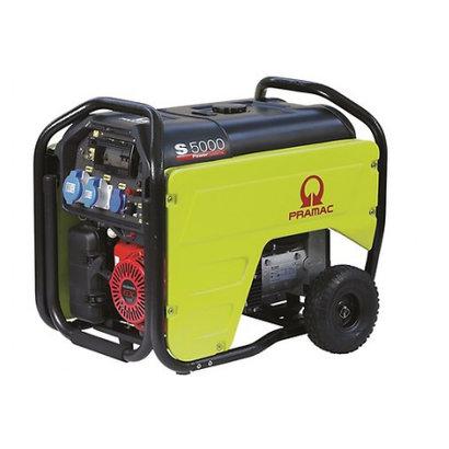 Pramac S5000 - 89 kg - 4800W - 69 dB - Generator with AVR