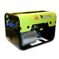 Pramac S12000 - 162 kg - 11 kW - 68 dB -Generator