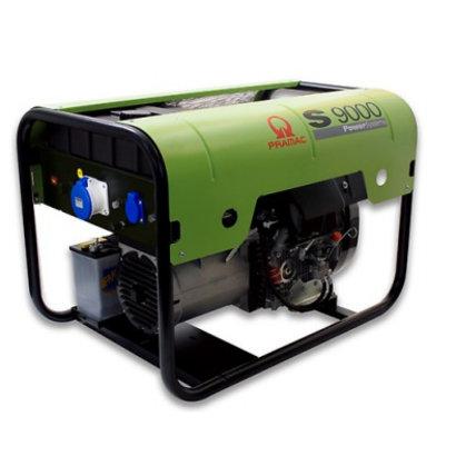 Pramac S9000 Stromerzeuger S9000 Diesel-Generator E-Start 230V - 10 kVA