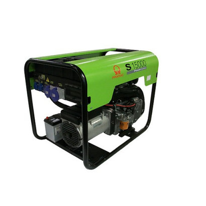 Pramac S15000 Diesel Generator 400V
