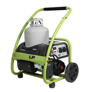 Pramac LP3200 - 58 kg - 3000W - 66 dB - Gas Aggregaat