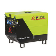 Pramac P12000 - 188 kg - 10,7 kW - 61 dB - Aggregaat
