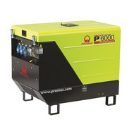 Pramac P6000 - 186 kg - 5500W - 65 dB - Aggregaat