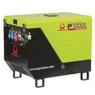 Pramac P12000 - 188 kg - 11 kW - 61 dB - Groupe Électrogène