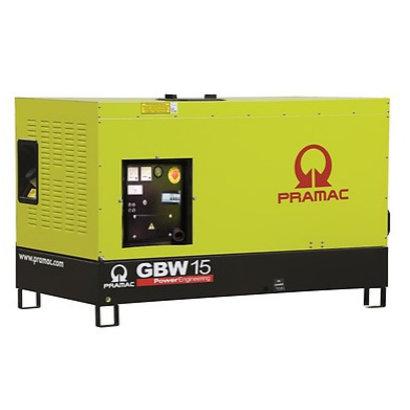 Pramac GBW15P Stromerzeuger mit Perkins Motor 17,47 kVA