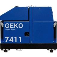 GEKO 7411 ED-AA/HEBA - 162 kg - 6500W - 65 dB - Aggregaat