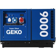 GEKO 9000 ED-AA/SEBA - 187 kg - 9000W - 57 dB - Aggregaat