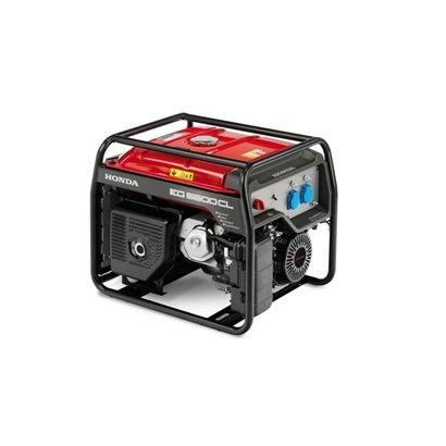 Honda EG5500CL Benzine Aggregaat met D-AVR technologie
