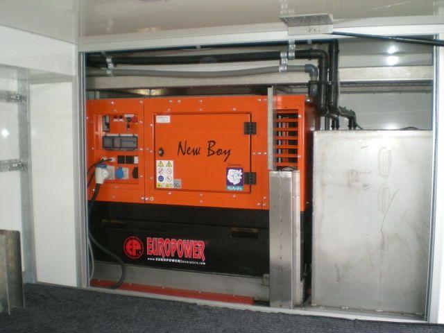 Super stille aggregaten - 400V / Diesel