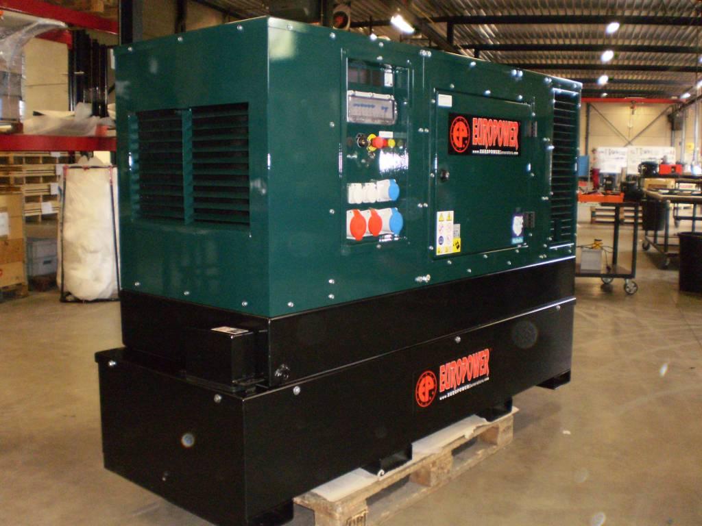 Diesel Generators 400V / 1500 rpm