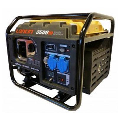 Loncin LC3500iO - Sehr leichte Inverter-Stromerzeuger