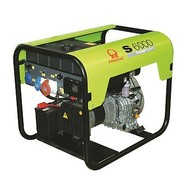 Pramac S6000 - 124 kg - 5500W - 69 dB - Aggregaat