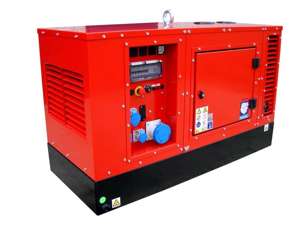 Diesel Stromerzeuger 230V / 3000 U/min