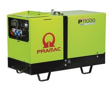 Les groupes électrogènes 400V / 3000 tpm