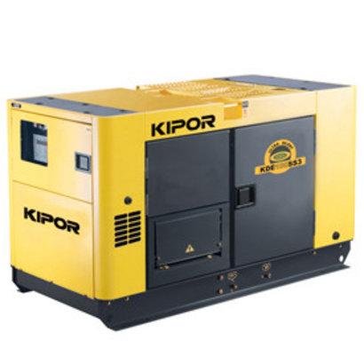 Kipor KDE100SS3   Soundproof Diesel Generator 100 kVA