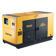 Kipor KDE45SS3 - 1.270 kg - 40 kVA - 51 dB - Diesel-Stromerzeuger