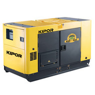 Kipor KDE30SS3 - 960 kg - 26 kVA - 51 dB - Diesel Aggregaat