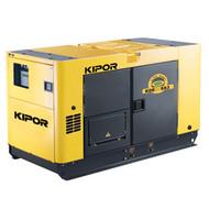 Kipor KDE30SS3 - 960 kg - 26 kVA - 51 dB - Diesel-Stromerzeuger