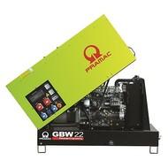 Pramac GBW22P - 564 kg - 19,4 kVA - 65 dB - Aggregaat