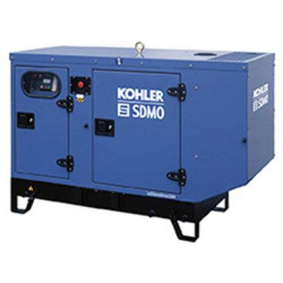 Kohler SDMO T12K - Complete Kohler SDMO diesel aggregaat met een vermogen van 11,5 kVA