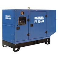 Kohler SDMO J88K - 1508 kg - 88 kVA - 73 dB - Aggregaat