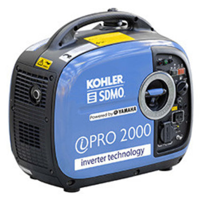 Kohler SDMO INVERTER PRO 2000 - 21 kg - 2000 W -60 dB - Generator
