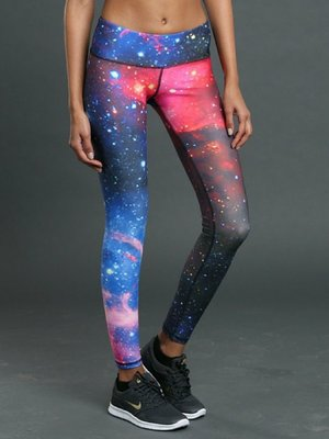 Noli Yoga Wear Galaxy Legging (S)