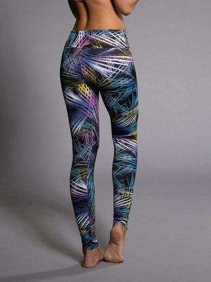 Onzie Yoga Wear Long Legging - Krypton (XS)