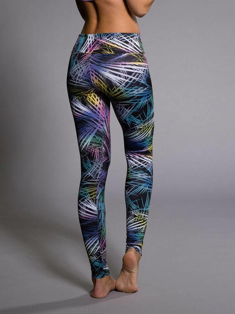 Onzie Yoga Long Legging Krypton - YogaHabits 74ef29ae05d8