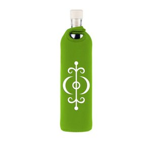 Flaska Water Bottle Waterfles Neo Design Spiritual Attraction Symbol Health