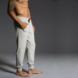 Onzie Yoga Wear Classic Jogger - Khaki Herringbone