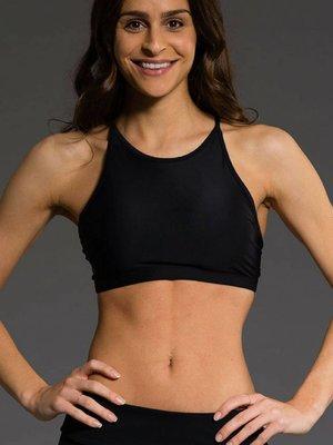 Onzie Yoga Wear Spirit Bra - Black (XS)