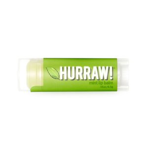 Hurraw! Lipbalm Lippenbalsem Mint