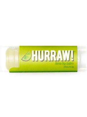 Hurraw! Lipbalm Lippenbalsem Limoen