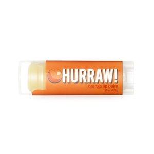Hurraw! Lipbalm Lippenbalsem Sinaasappel