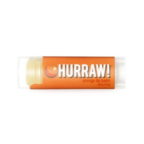 Hurraw! Lipbalm Orange