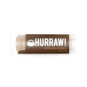 Hurraw! Lipbalm Lippenbalsem Koffieboon