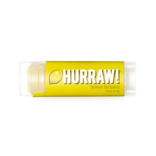 Hurraw! Lipbalm Lemon