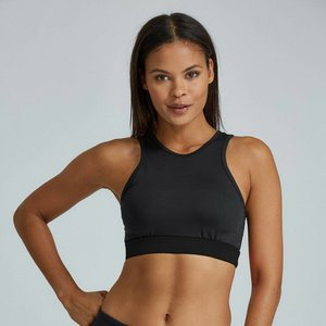 Noli Yoga Wear Aria Bra - Black