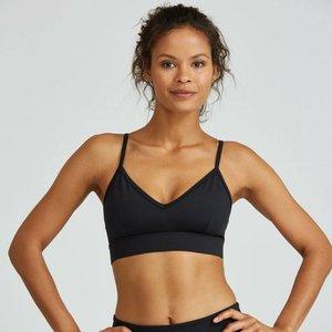 Noli Yoga Wear Elle Bra - Black (removable cups) (XS/S/M/L)