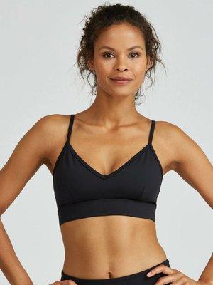 Noli Yoga Wear Elle Bra - Black (removable cups) (XS/S)