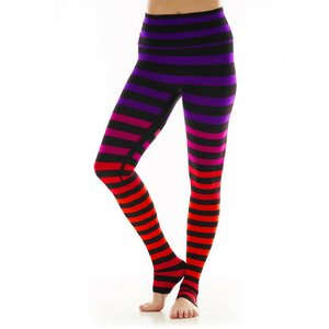 K-DEER Stripe Legging - Sophia Stripe