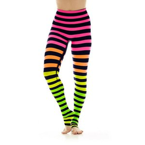 K-DEER Stripe Legging - Josephine Stripe