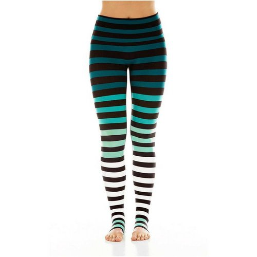 K-DEER Stripe Legging - Caroline Stripe