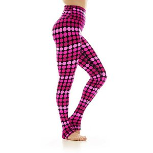 K-DEER Legging - Hot Dot
