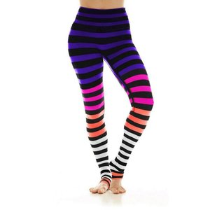 K-DEER Stripe Legging - Colleen Stripe