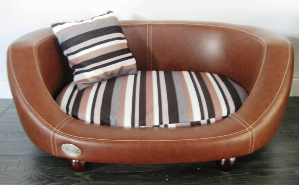best leather dog beds uk