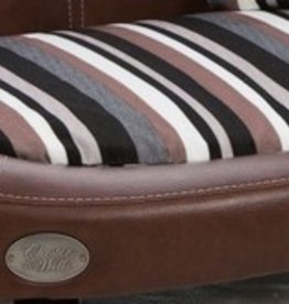 Replacement cushion Oxford II large brown