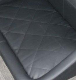Almohadas perro de reemplazo Richmond large negro