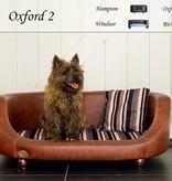 Chester & Wells Oxford II Hundesofa large braun